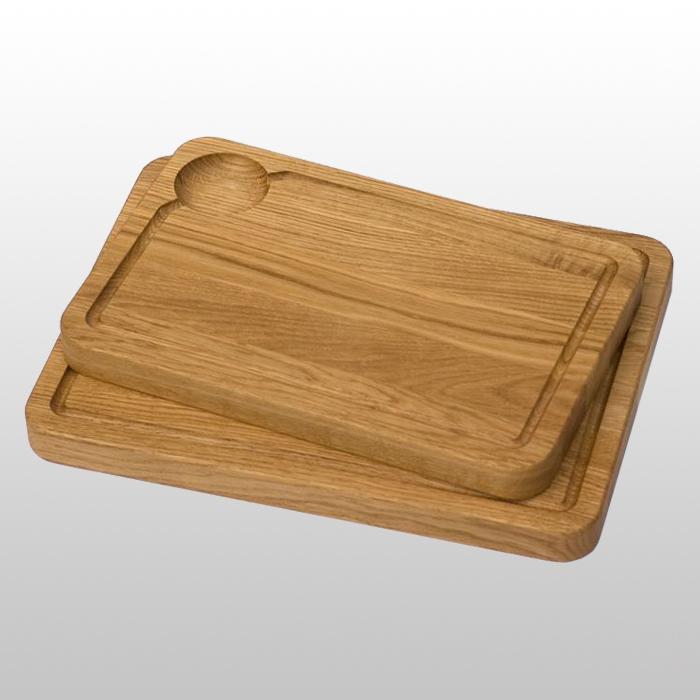 Доска для подачи стейка 30х20х2