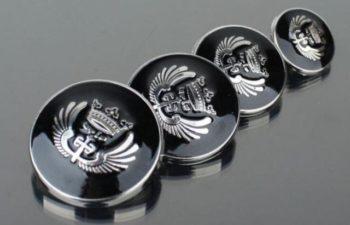 металлические пуговицы на заказ