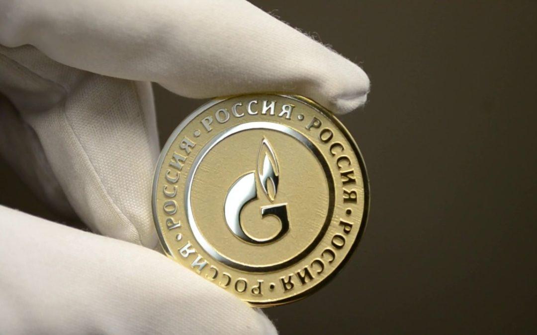 Значки из золота на заказ