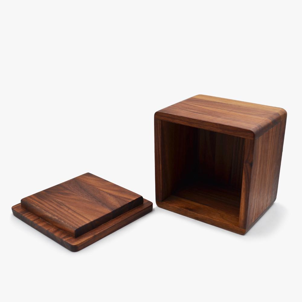 Деревянная коробка из бука
